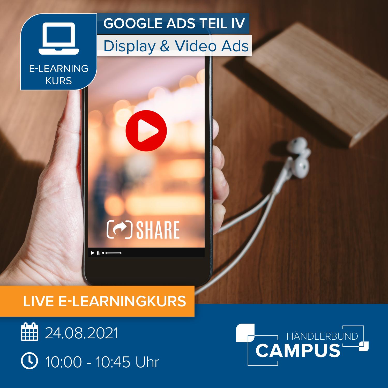 Display & Video Ads