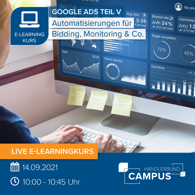 Automatisierungen für Bidding, Monitoring & Co.